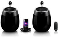 Philips Fidelio, parlantes con base SoundSphere