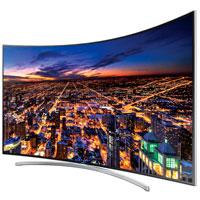 Samsung presenta el primer televisor LED con pantalla CURVA